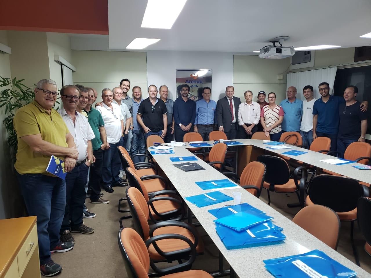 Assembleia Geral Extraordinária da Acomac-ES elege Diretoria para o biênio 2019-2021